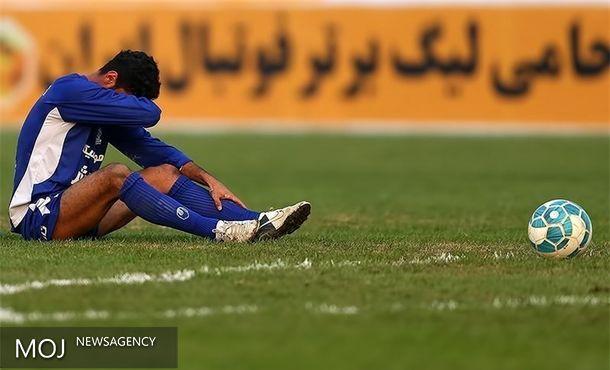 اندازهگیری فاکتور WBGT برای اولین بار در لیگ فوتبال ایران