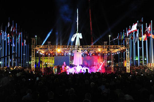 فعالیت مجدد نمایشگاه بینالمللی دمشق پس از پنج سال؛ نماد پایان جنگ