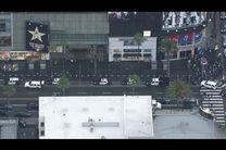 بسته مشکوک به بمب دو سالن تئاتر لس آنجلس آمریکا را تعطیل کرد