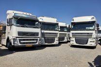 واردات کامیون های سه سال ساخت نیازمند  مجوز قانونی