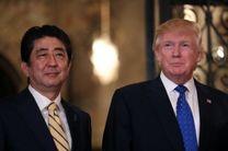 نخست وزیر ژاپن قرار است با ترامپ در کاخ سفید دیدار کند