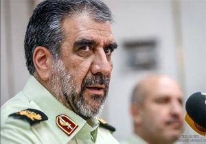 انتصاب سردار محمدیان به سمت فرماندهی استان البرز