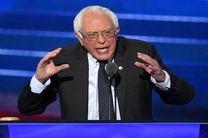 برنی سندرز: آمریکا نباید وارد جنگ بیپایان در خاورمیانه شود