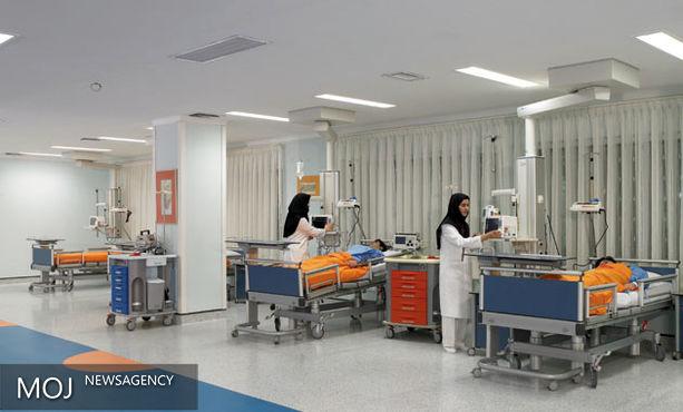 رزمنده عراقی در بیمارستان امام رضا(ع) مشهد مداوا شد