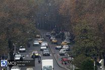 کیفیت هوای تهران ۷ بهمن ۹۸ ناسالم است/ شاخص کیفیت هوا به ۱۲۳ رسید