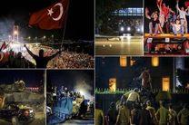 بازداشت شدگان کودتای نافرجام ترکیه بیش از 169 هزار نفر اعلام شد
