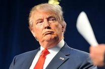 واکنش ترامپ به سخنرانی روحانی در راهپیمایی ۲۲ بهمن