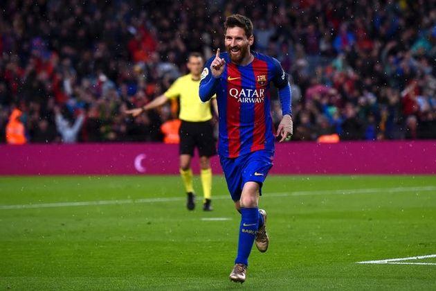 مسی به بارسلونا نه گفت