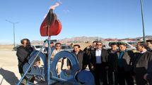 پروژه گازرسانی به شهرک کارگاهی نهضت آباد در نجف آباد افتتاح شد