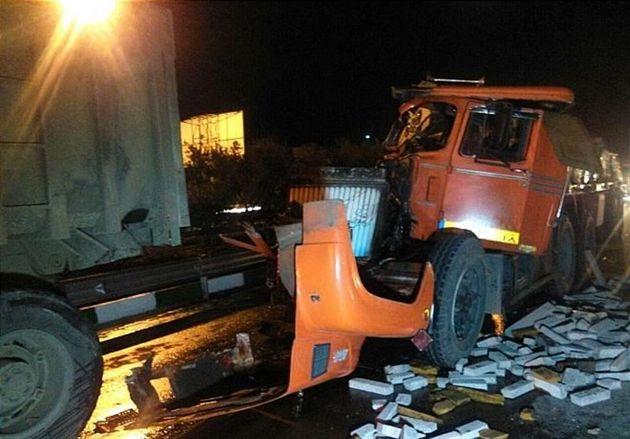 تصادفات فوتی در جادههای استان گلستان ۳۱ درصد کاهش یافت