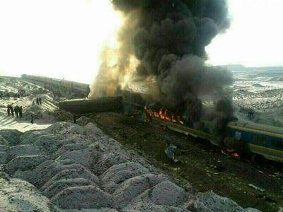 پرونده حادثه قطار هفتخوان به ایستگاه پایتخت رسید/ صدور قرار عدم صلاحیت در پرونده قطار سمنان