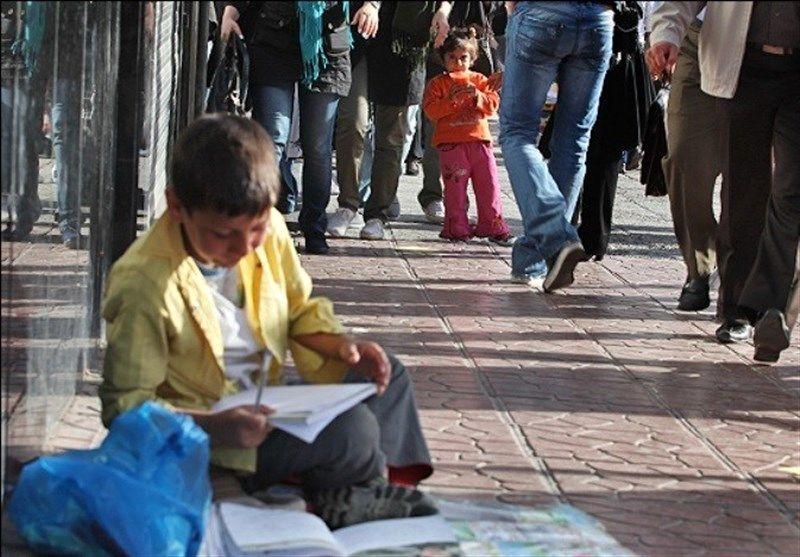۱۳۸ کودک خیابانی در قم شناسایی شد