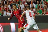 ساعت بازی پرتغال و سوئیس مشخص شد