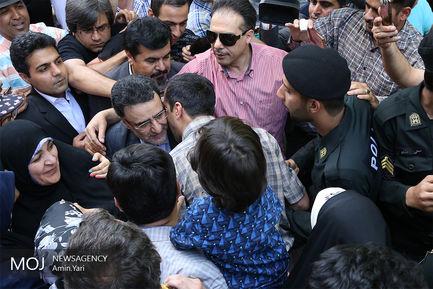 انتخابات در حسینیه ارشاد