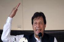 """واکنش دولت هند به اظهارنظر جنجالی """"عمران خان"""" در مورد دولت مودی"""