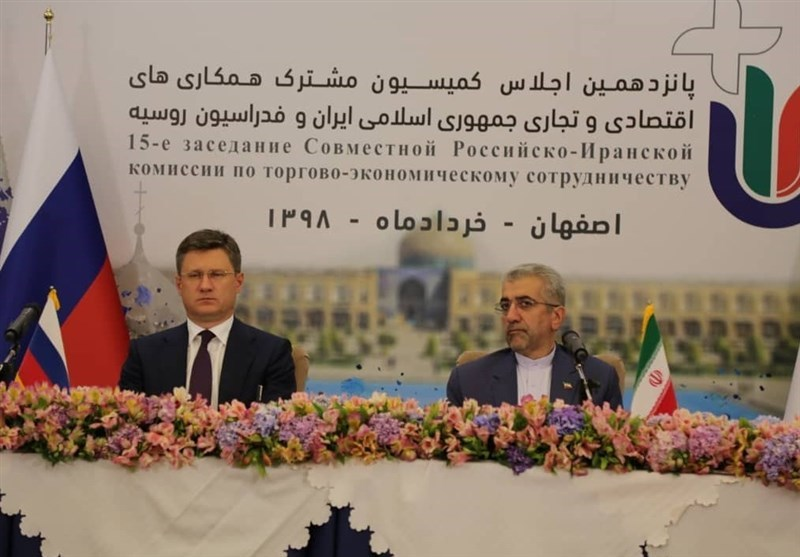 ۹ سند همکاری بین ایران و روسیه به امضا رسید