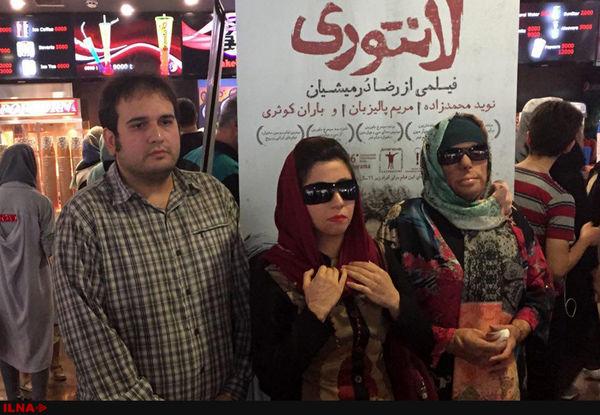 قدردانی قربانیان اسیدپاشی از کارگردان «لانتوری»