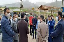 راههای ارتباطی،آب ، طرح هادی و اینترنت چهار مشکل اصلی روستاهای بخش کارزان است