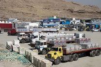 افزایش مبادلات ترانزیتی با ترکمنستان به ۱۰۰۰ دستگاه کامیون تا پایان سال جاری