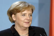 پیروزی حزب آنگلا مرکل در انتخابات آلمان