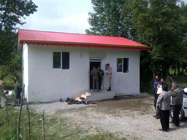 18 خانه محرومان در گیلان واگذار شد