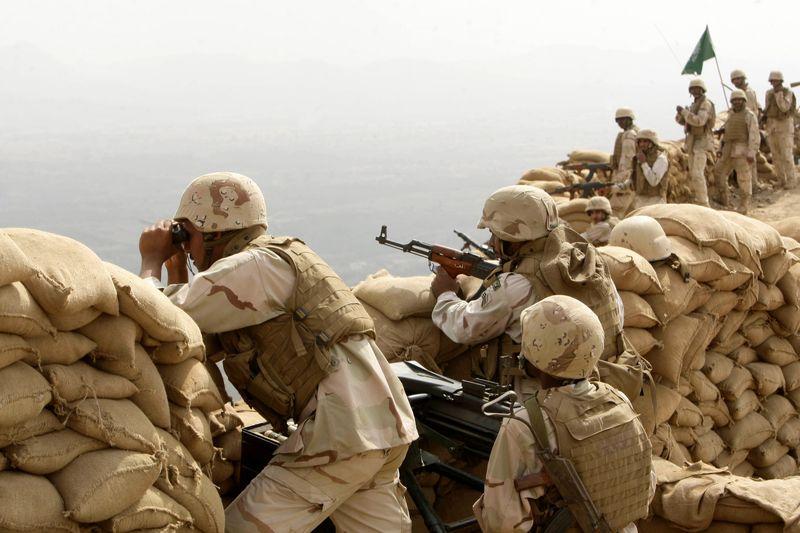 هلاکت مزدوران سعودی در عملیات ارتش یمن