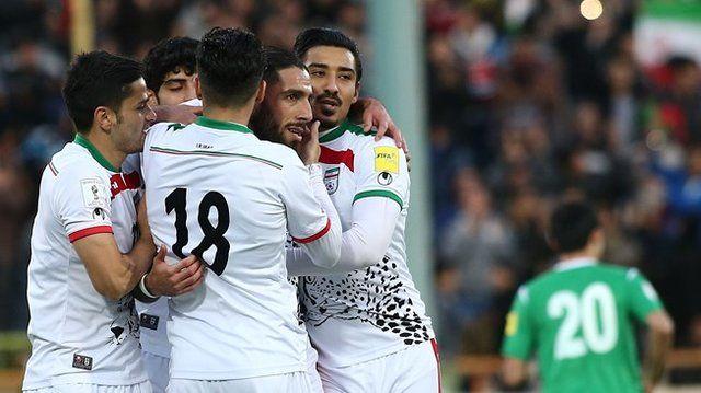 رضایت ملی پوشان ایرانی بر نتیجه تساوی مقابل روسیه