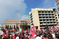 درگیری معترضان و پلیس در بیروت بر اثر گرانی