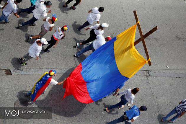 اعتراضات در ونزوئلا ادامه دارد