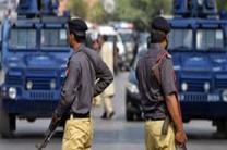 بازداشت هواداران حزب جنبش متحده قومی پاکستان