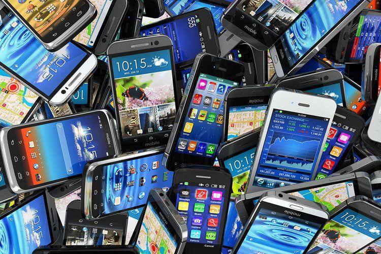 کشف بیش از 5000 تلفن همراه قاچاق در اصفهان