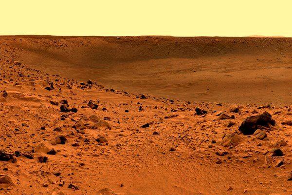 خرید خاک مریخ با 20 دلار