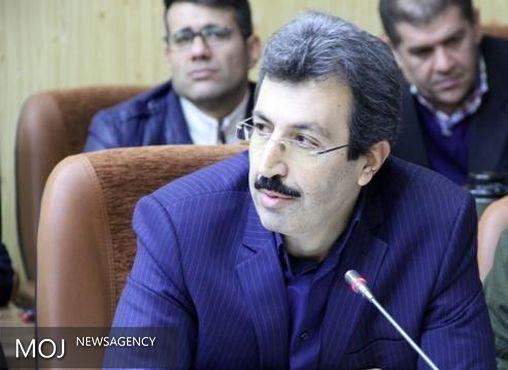 شهر توپ آغاج بیجار با اقدامات شرکت آبفا کردستان سیراب می شود