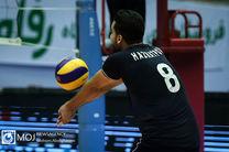 برنامه بازی های تیم ملی والیبال ایران در رقابت های انتخابی المپیک مشخص شد