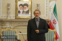 پیام تسلیت لاریجانی در پی درگذشت مادر رئیس دانشگاه آزاد