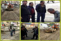 پارکینگ شهرداری کرمانشاه پیادهرو میشود