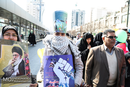 جشن انقلاب اسلامی در مشهد
