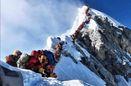 جان باختن دو کوهنورد در اورست/ امین دهقان در سلامت است