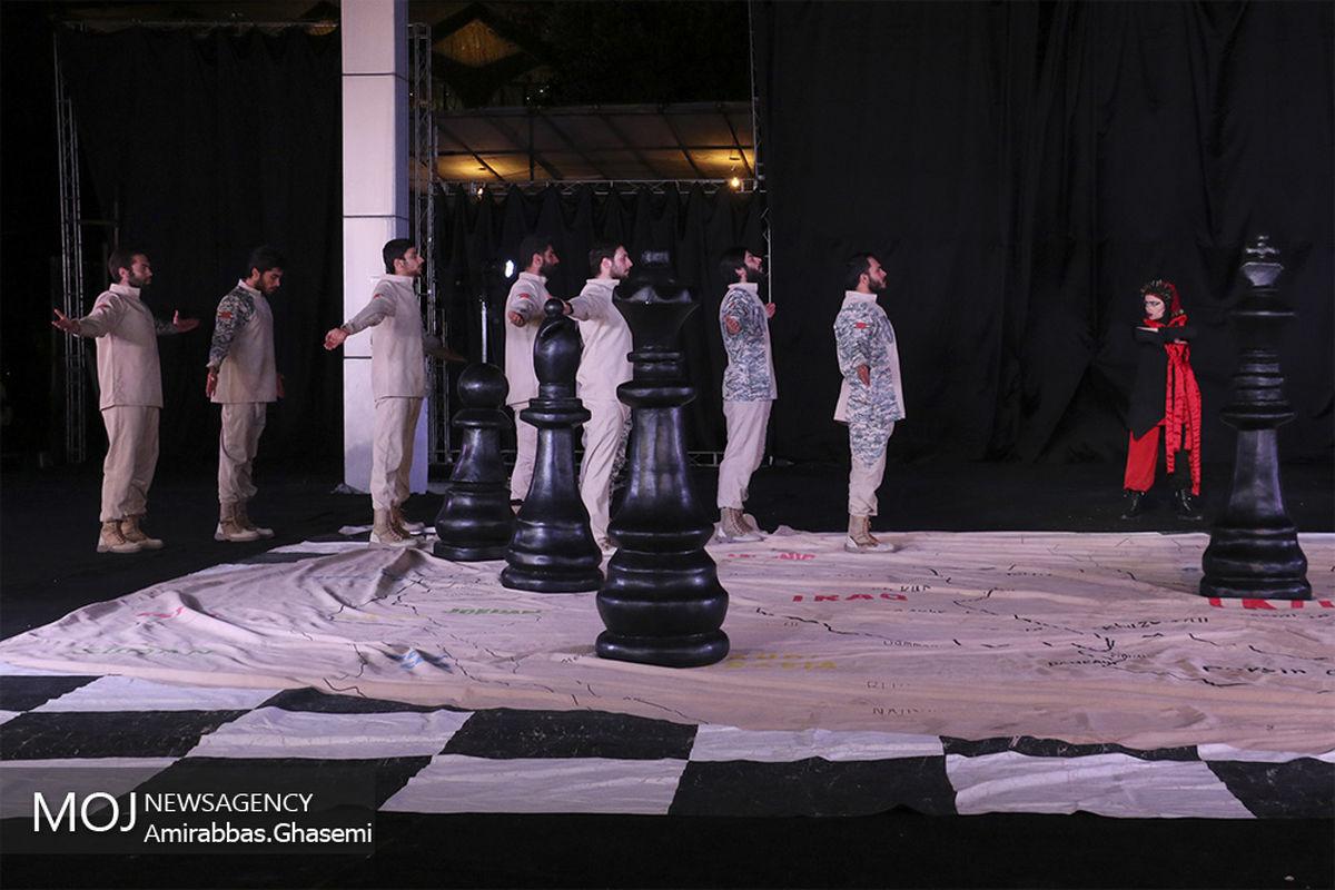 تالارهای نمایشی سی و نهمین جشنواره تئاتر فجر اعلام شد