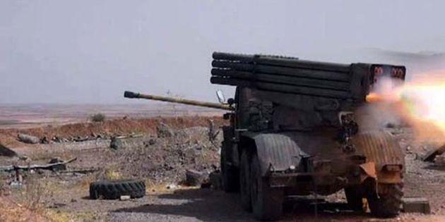 پیروزی های تازه ارتش سوریه علیه تروریست های مورد حمایت عربستان