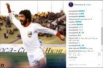 نخستین گلزن تیمملی ایران در ادوار جام جهانی درگذشت