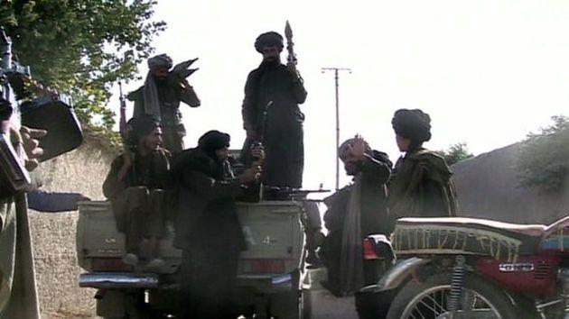یک منطقه مهم در ولایت سرپل افغانستان به اشغال طالبان درآمد