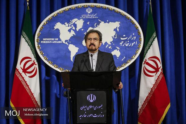 واکنش سخنگوی وزارت امور خارجه به اظهارات عادل الجبیر