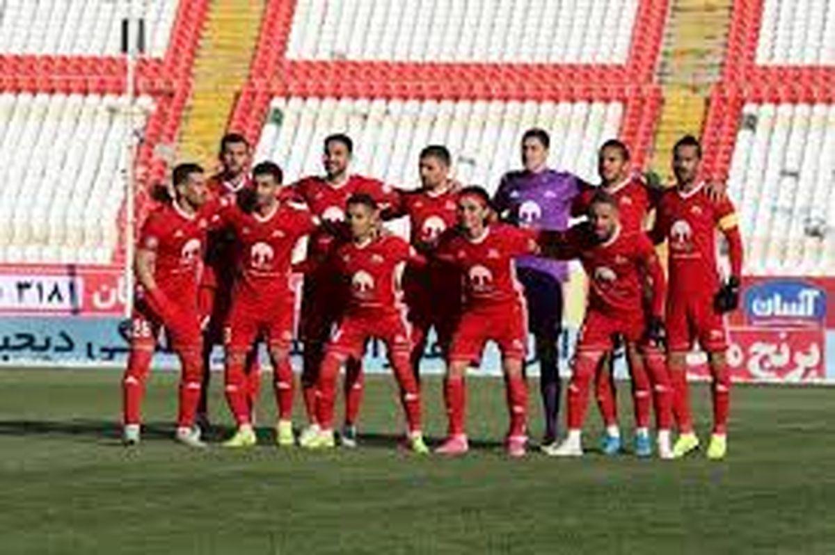 ترکیب تراکتور مقابل الشارجه امارات مشخص شد