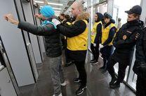 دستور پوتین برای افزایش تدابیر امنیتی جامجهانی و جام کنفدراسیونها