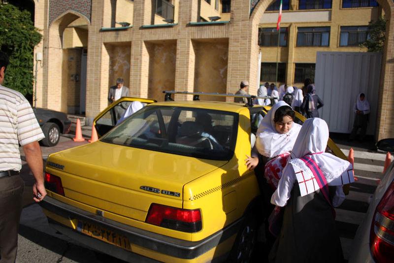 تعیین 250 تاکسی کشیک در آستانه بازگشایی مدارس سنندج