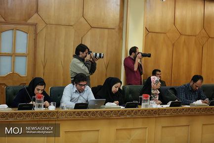 اولین نشست خبری سخنگوی دولت در سال جدید