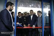 افتتاح پروژه های جدید بیمارستان نورافشار