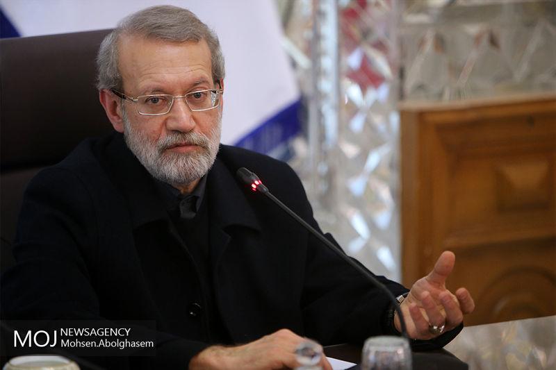 پیام تبریک علی لاریجانی به ریاست جدید قوه قضائیه