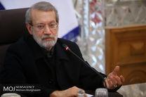 پیام تسلیت رییس مجلس در پی سیلاب استان فارس